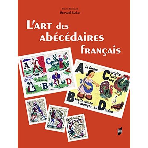 ART DES ABECEDAIRES FRANCAIS