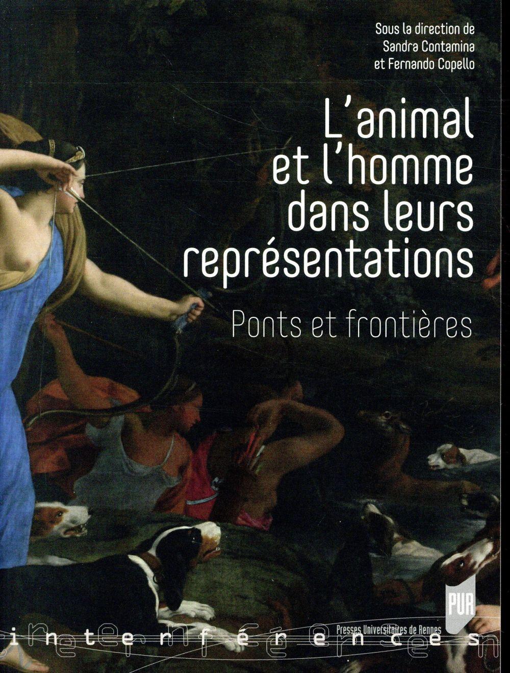L ANIMAL ET L HOMME DANS LEURS REPRESENTATIONS