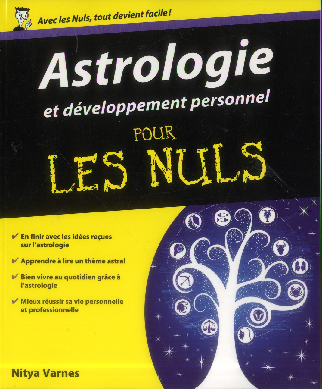 ASTROLOGIE ET DEVELOPPEMENT PERSONNEL POUR LES NULS