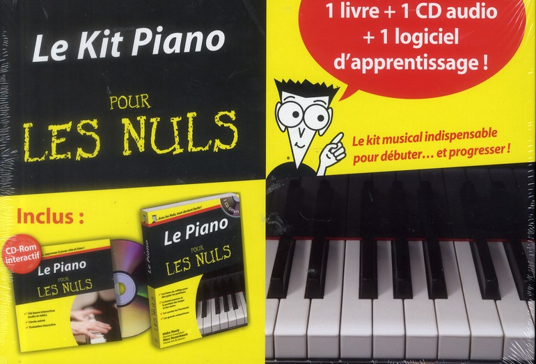 KIT PIANO POUR LES NULS