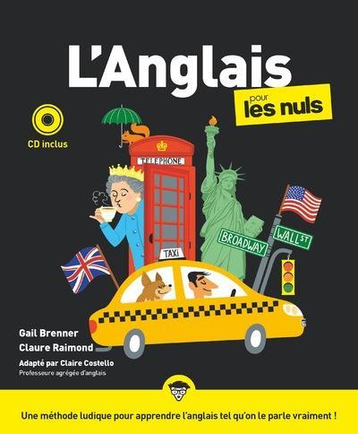 L'ANGLAIS POUR LES NULS, 3ED