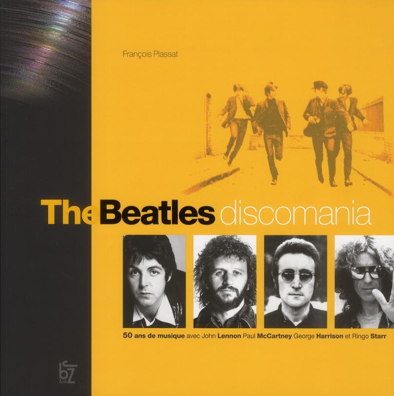 THE BEATLES - DISCOMANIA