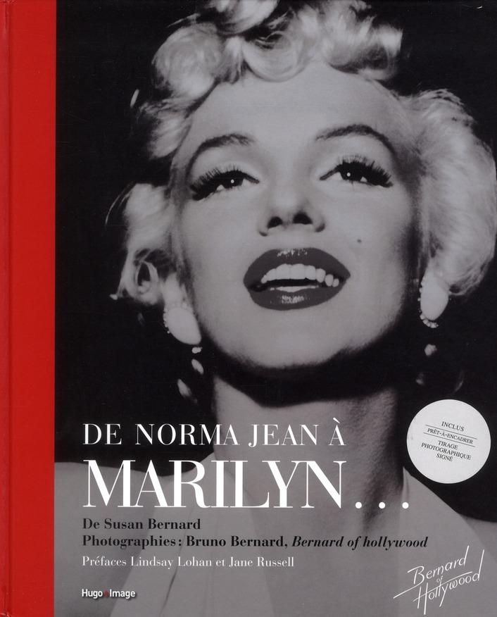 DE NORMA JEAN A MARILYN...
