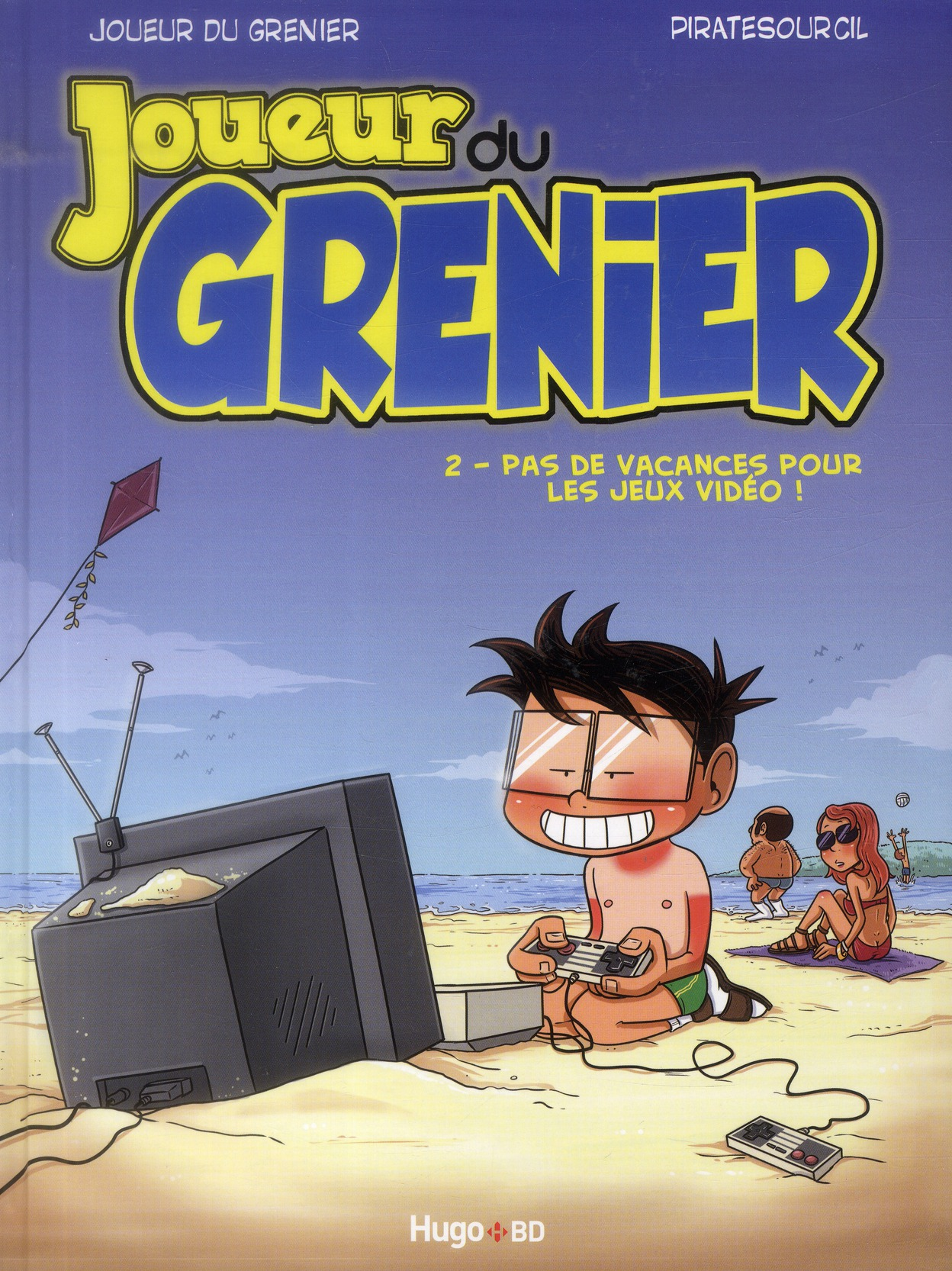 LE JOUEUR DU GRENIER T02