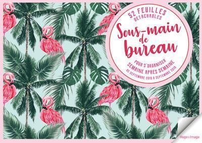 SOUS MAIN DE BUREAU POUR S'ORGANISER SEMAINE APRES SEMAINE 2018-2019  DEVANT ACCUEIL