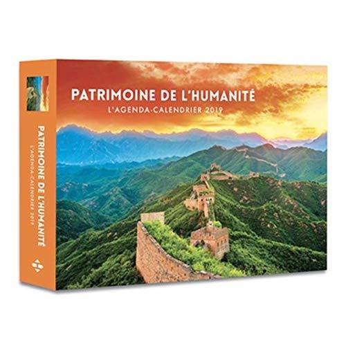 L'AGENDA-CALENDRIER PATRIMOINE DE L'HUMANITE 2019 LIB