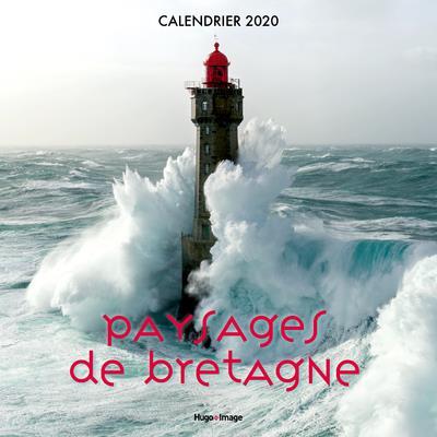 CALENDRIER MURAL DE BRETAGNE 2020