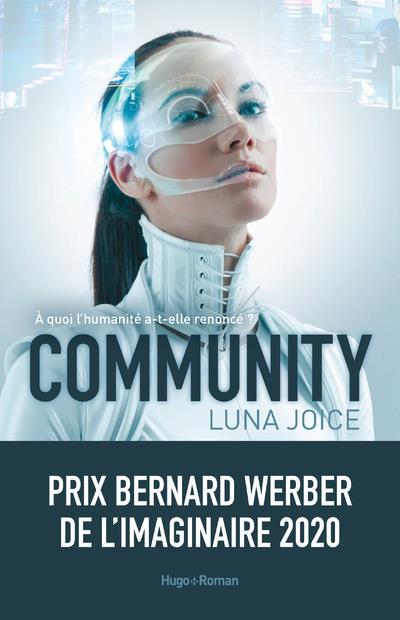 COMMUNITY - PRIX BERNARD WERBER DE L'IMAGINAIRE 2020