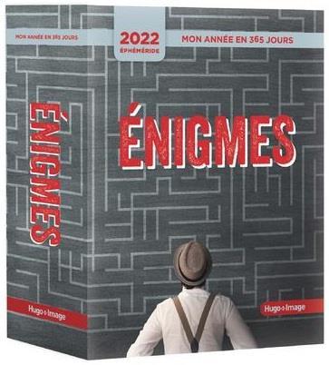 MON ANNEE 2022 - ENIGMES