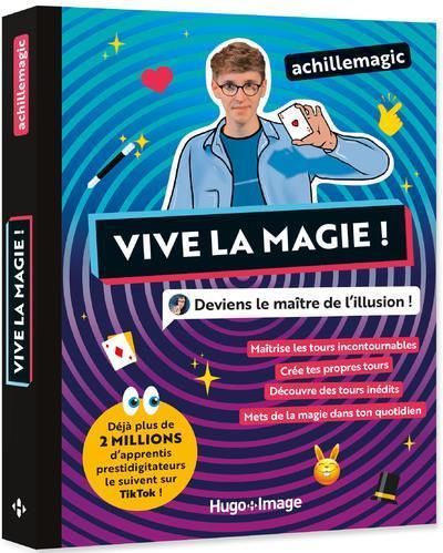 VIVE LA MAGIE ! - DEVIENS LE MAITRE DE L'ILLUSION !