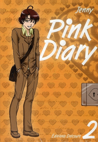 PACK - PINK DIARY T01 GRATUIT + T02