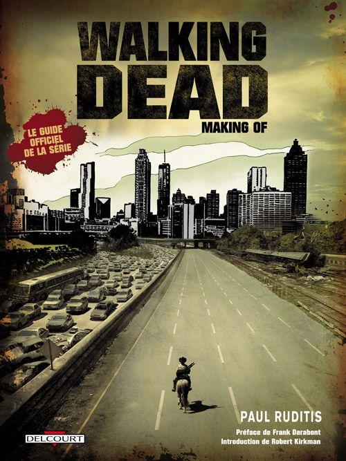 WALKING DEAD MAKING OF