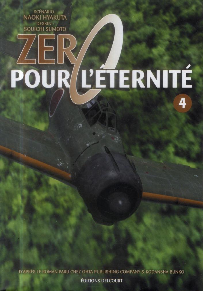 ZERO POUR L'ETERNITE T04