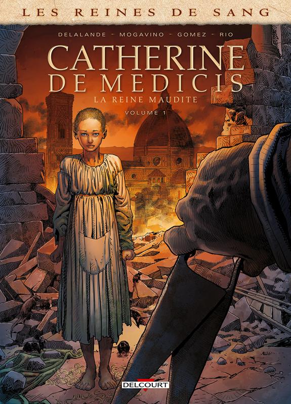REINES DE SANG - CATHERINE DE MEDICIS, LA REINE MAUDITE T01
