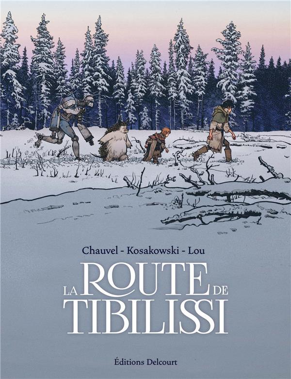 ROUTE DE TIBILISSI