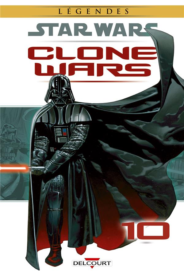 STAR WARS - CLONE WARS 10. NED