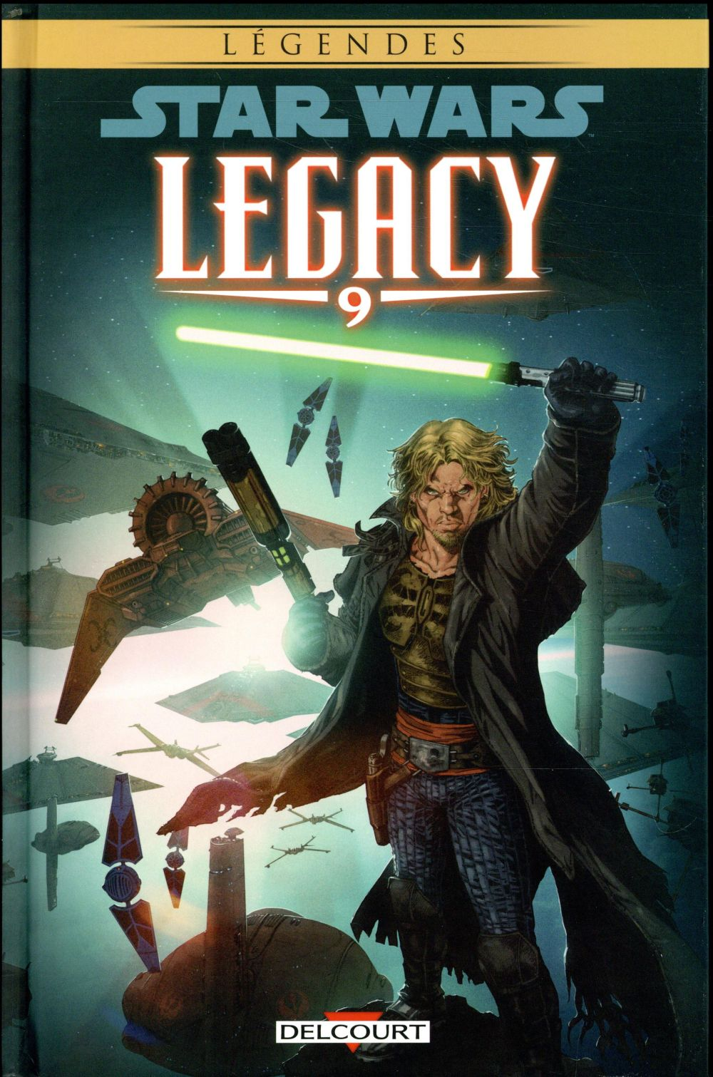 STAR WARS - LEGACY 09. NED