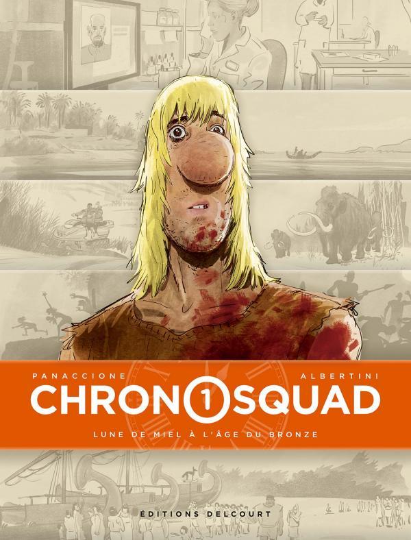 CHRONOSQUAD T01