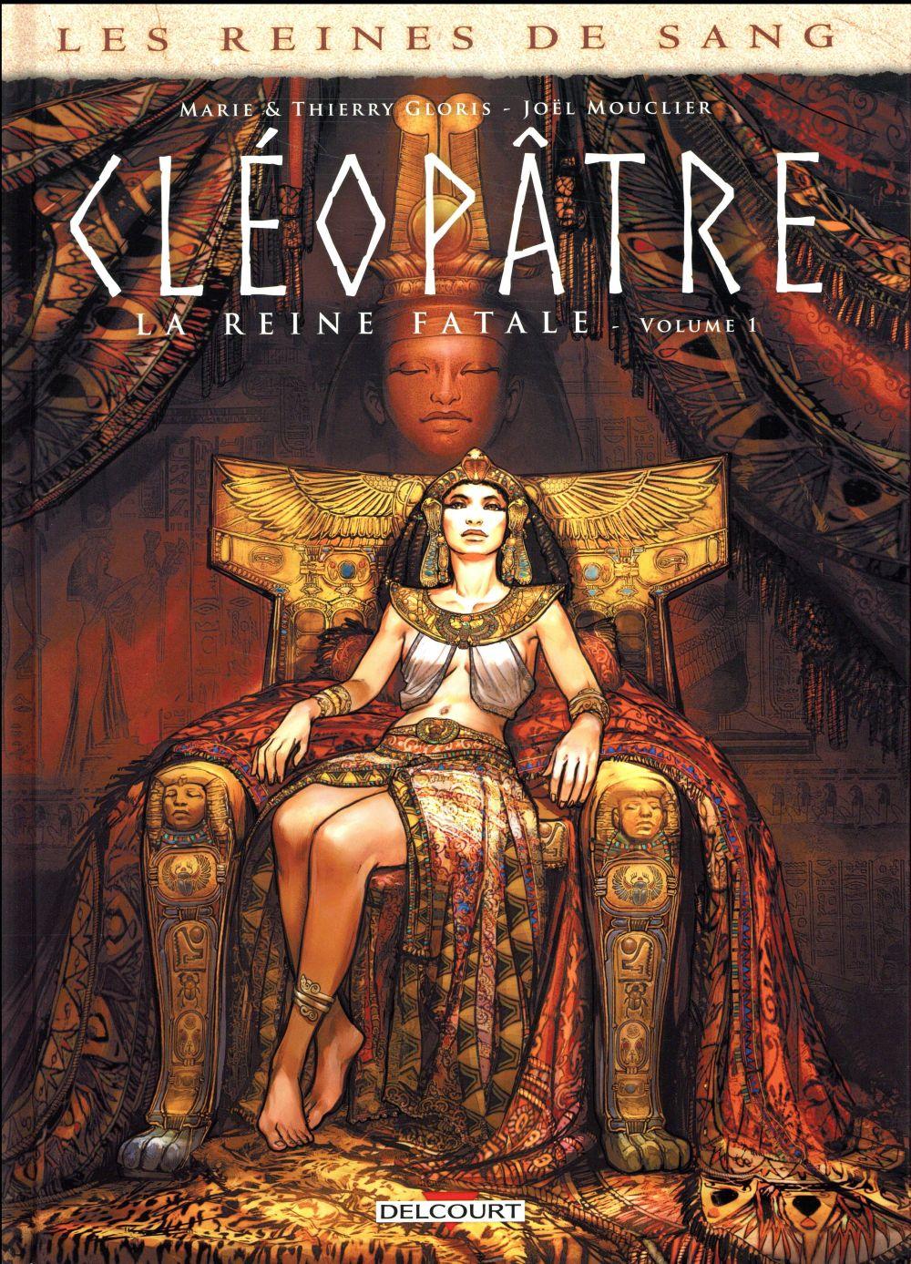 REINES DE SANG - CLEOPATRE, LA REINE FATALE T01
