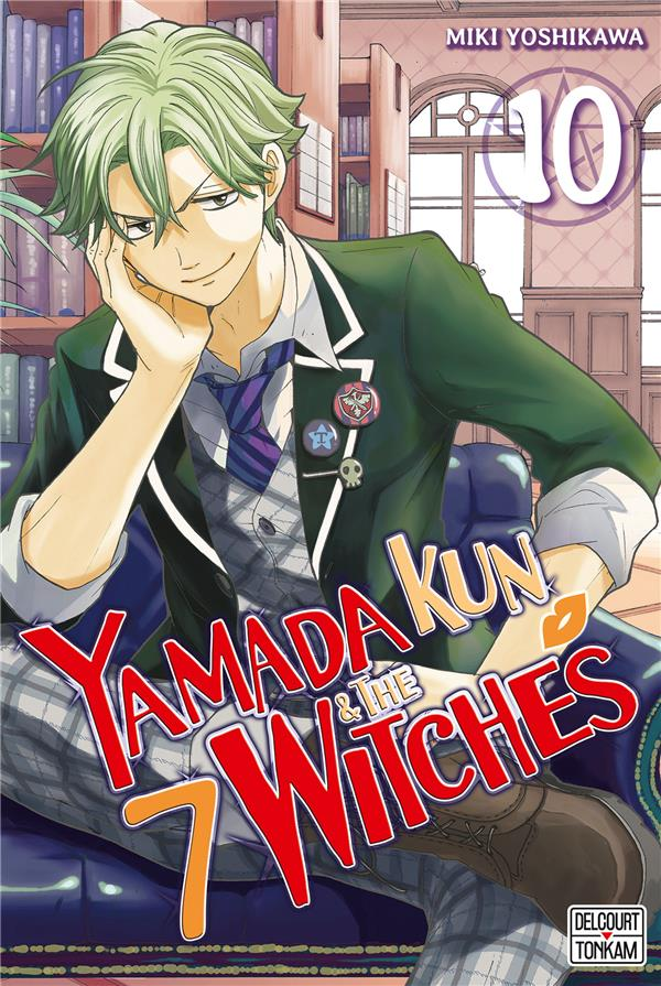 YAMADA KUN & THE 7 WITCHES T10