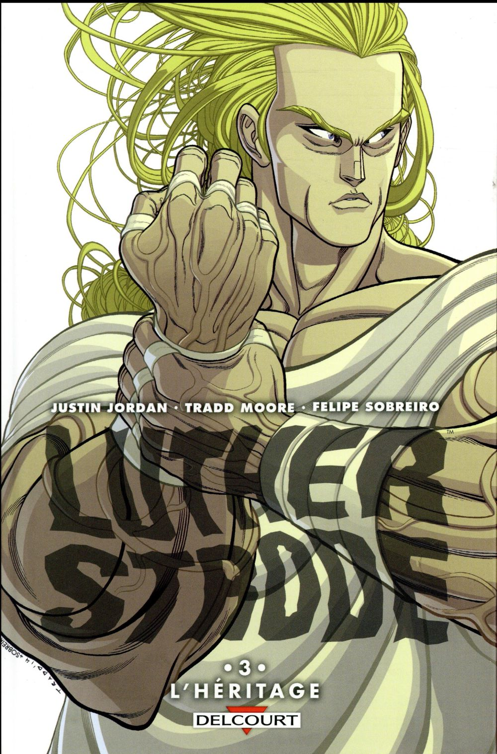 LUTHER STRODE T03. L'HERITAGE