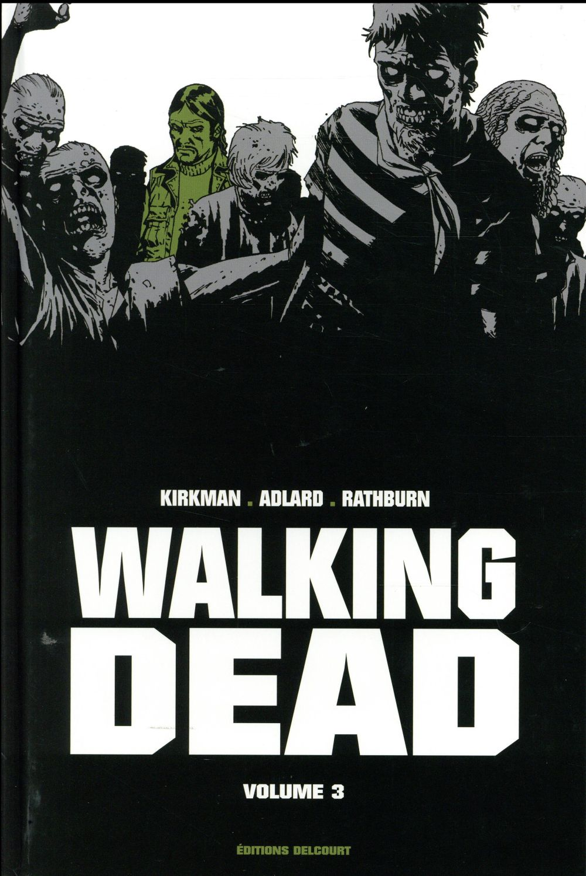 """WALKING DEAD """"PRESTIGE"""" VOL III"""
