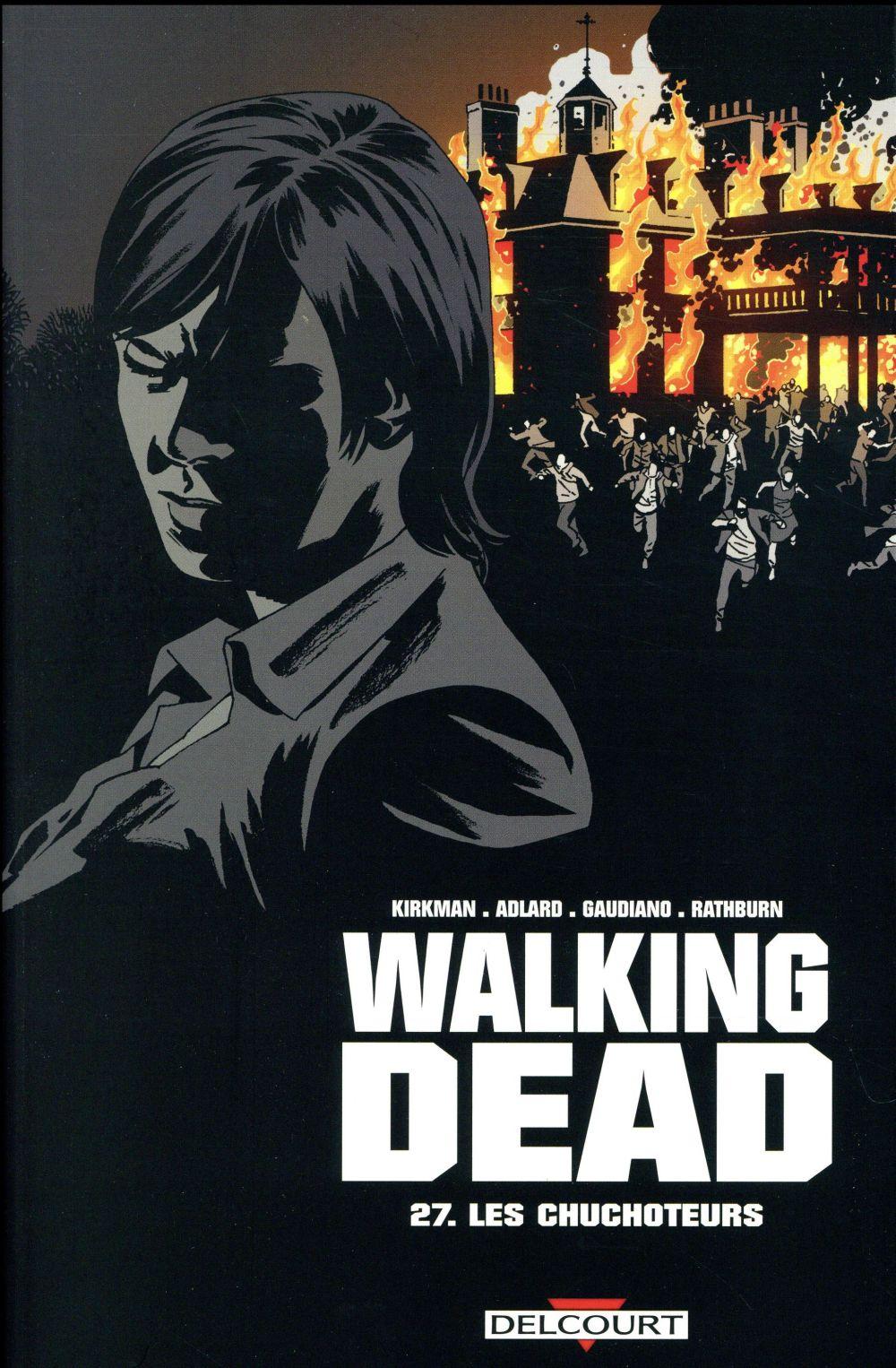 WALKING DEAD T27