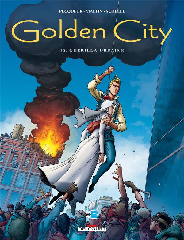 GOLDEN CITY T12