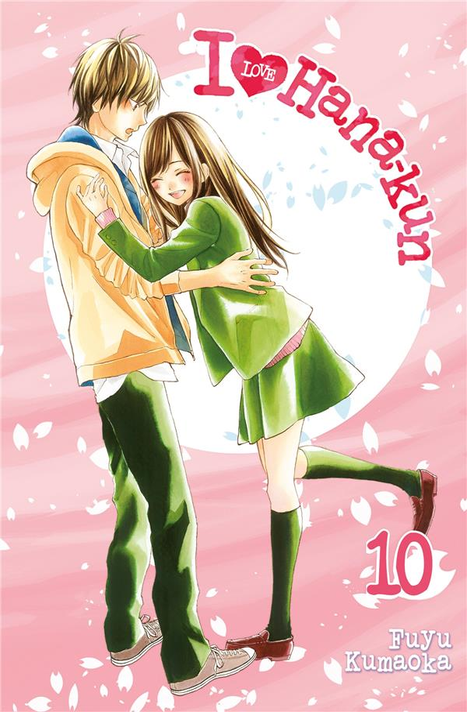 I LOVE HANA-KUN - T10 - I LOVE HANA-KUN 10