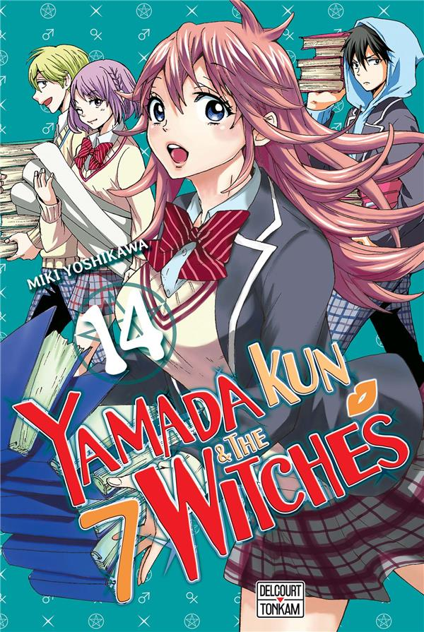 YAMADA KUN & THE 7 WITCHES T14