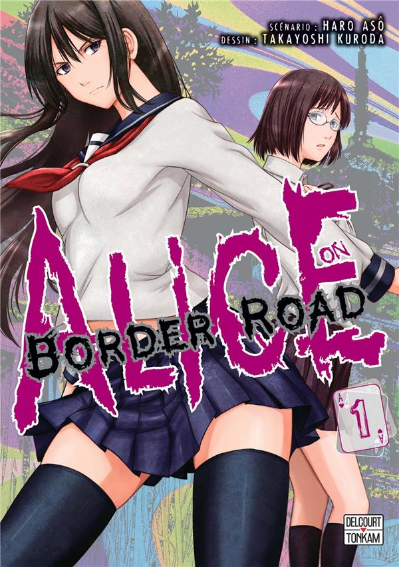 ALICE ON BORDER ROAD T01