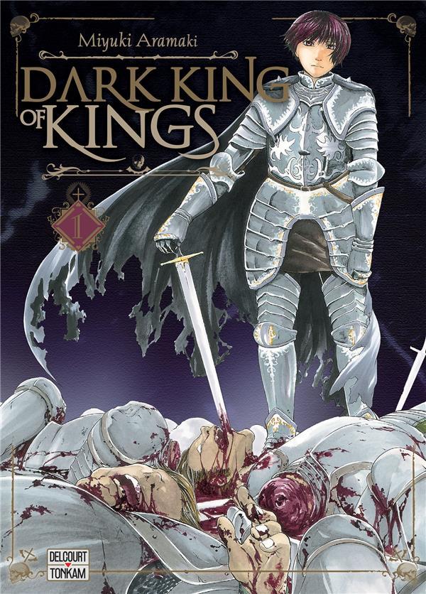 DARK KING OF KINGS T01