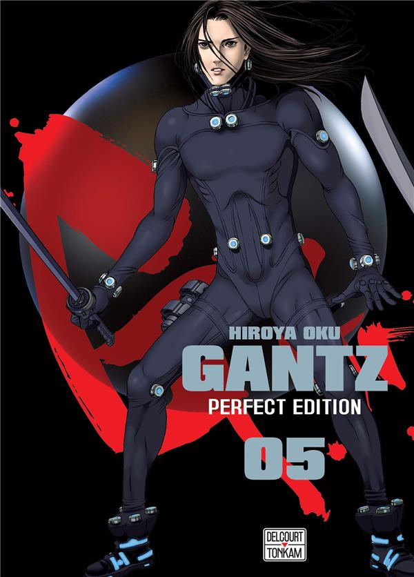 GANTZ PERFECT T05