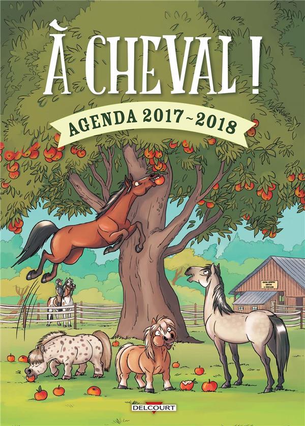 A CHEVAL ! - AGENDA 2017-2018