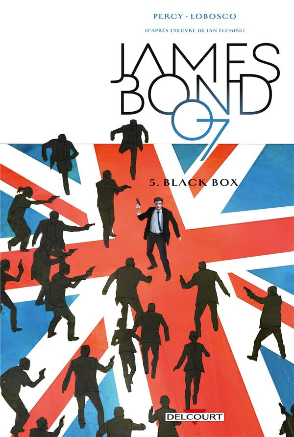 JAMES BOND - T05 - JAMES BOND 05 - BLACK BOX