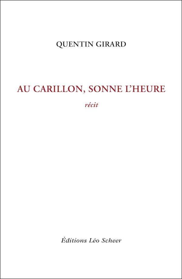 AU CARILLON,SONNE L'HEURE