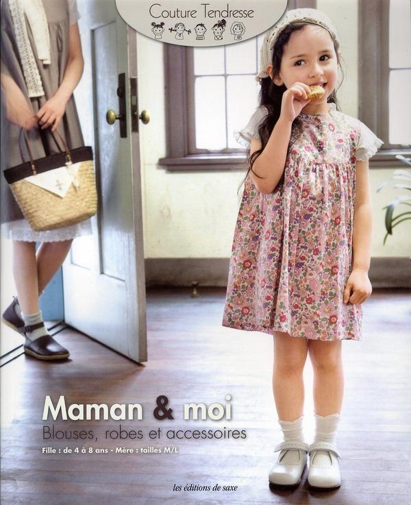MAMAN & MOI. BLOUSE, ROBES ET ACCESSOIRES