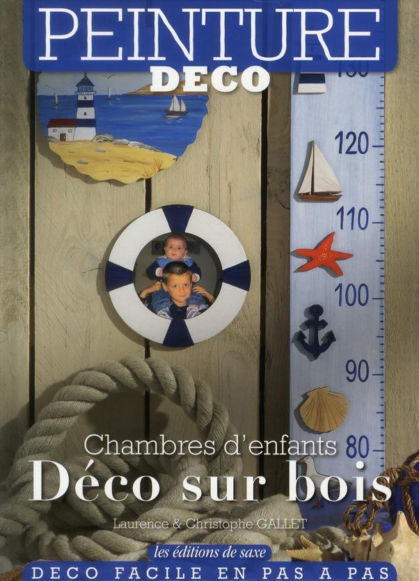 CHAMBRES D'ENFANTS. DECO SUR BOIS