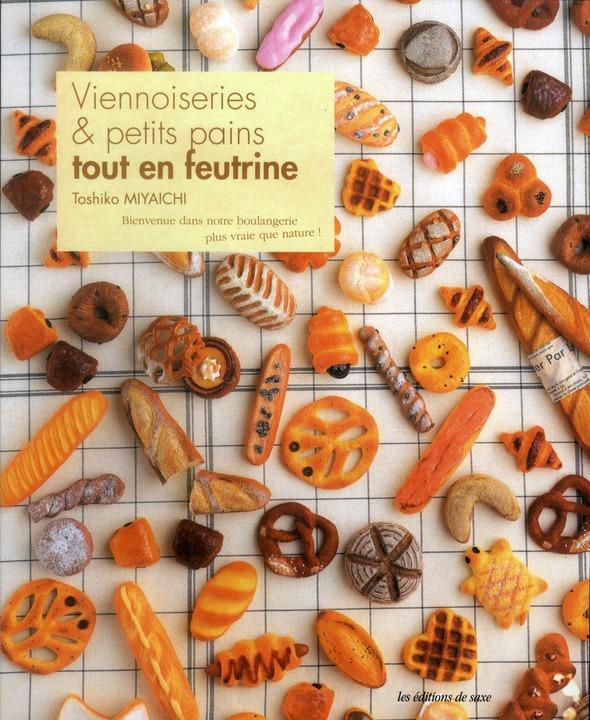 VIENNOISERIES ET PETITS PAINS TOUT EN FEUTRINE