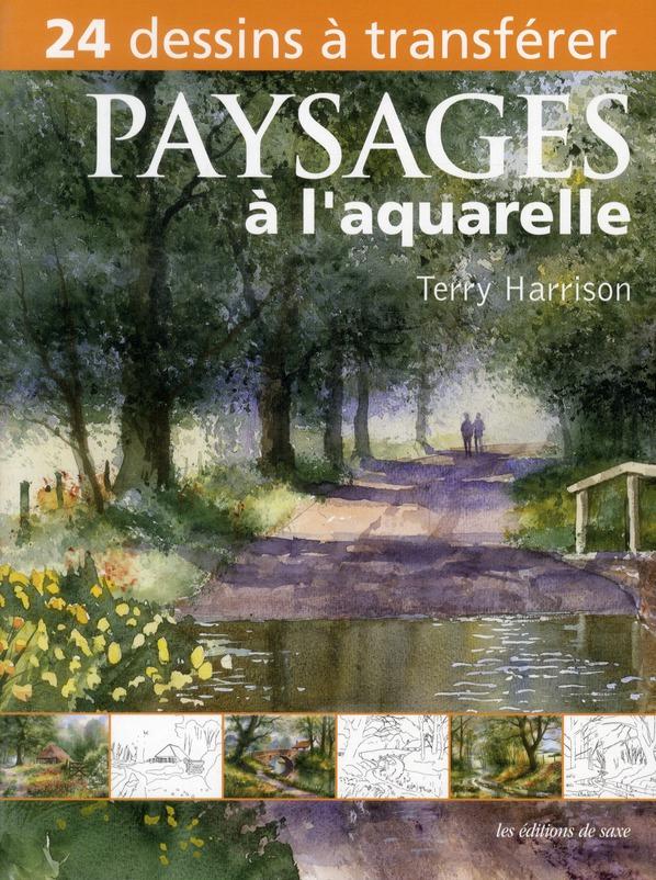 PAYSAGES A L'AQUARELLE