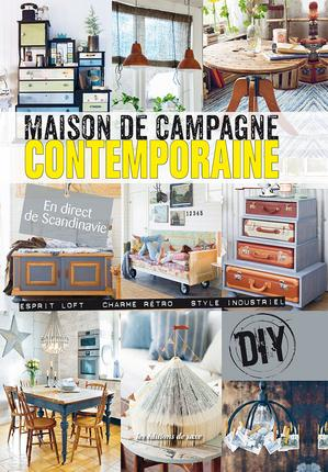 MAISON CAMPAGNE CONTEMPORAINE