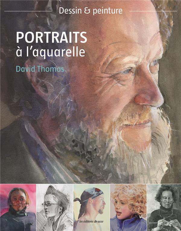 DESSINS&PEINTURE-PORTRAITS A L'AQUARELLE