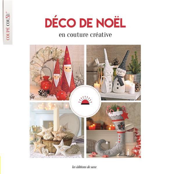 DECO DE NOEL EN COUTURE CREATIVE