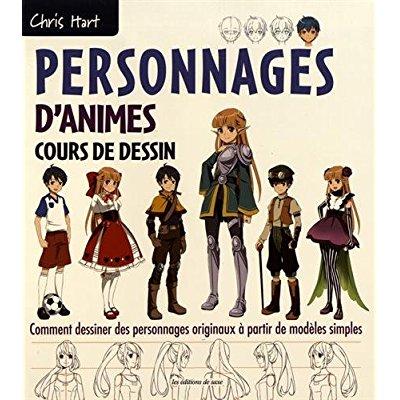 DESSINER LES PERSONNAGES DE BD-LE COURS