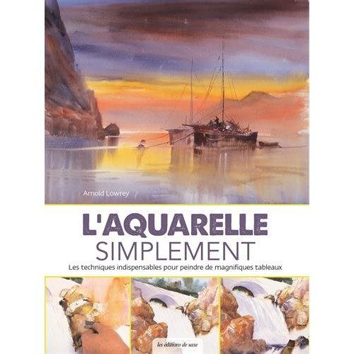 L'AQUARELLE SIMPLEMENT