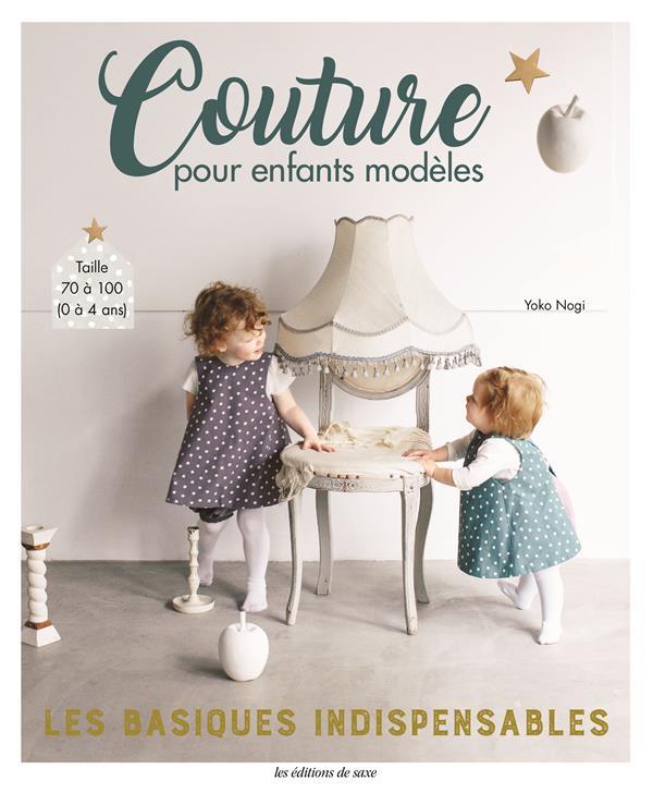 COUTURE POUR ENFANTS MODELES