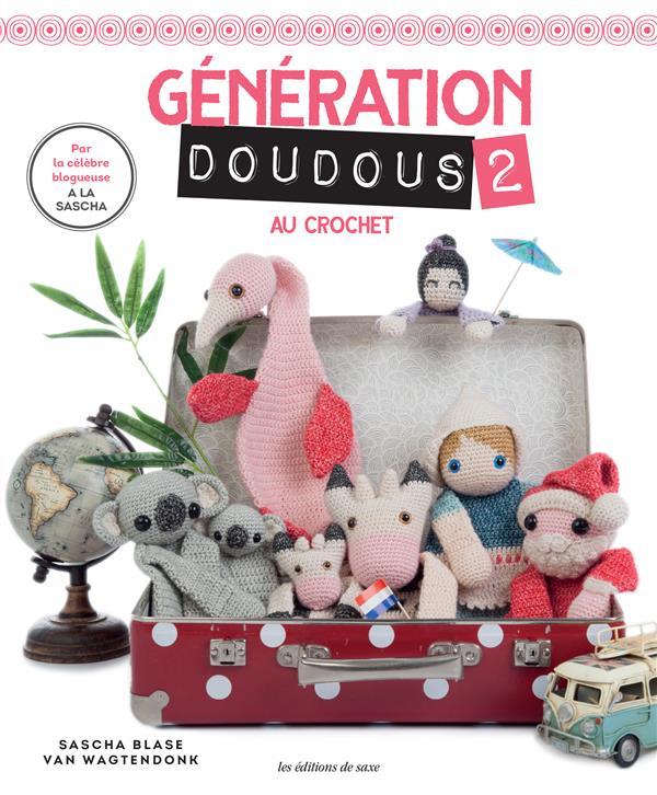 GENERATION DOUDOUS AU CROCHET 2