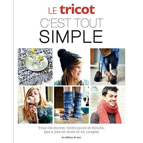 LE TRICOT C'EST TOUT SIMPLE
