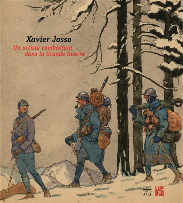 XAVIER JOSSO  - CATALOGUE EXPOSITION