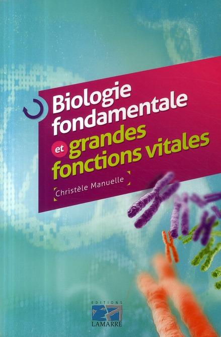 BIOLOGIE FONDAMENTALE